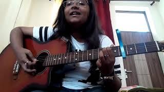 Tera Woh Pyaar (Nawazishein Karam). Coke studio season 9. Acoustic cover by Anushka shome