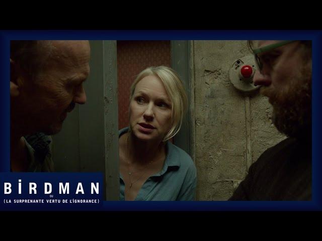 Birdman - Extrait  Le Comédien idéal [Officiel] VF HD
