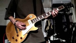 【RADWIMPS】遠恋 (青とメメメ LIVE ver.) ギター弾いてみた
