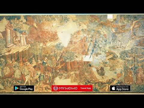 Piazza Dei Miracoli – Camposanto The Triumph Of Death – Pisa – Audio Guide – MyWoWo  Travel App