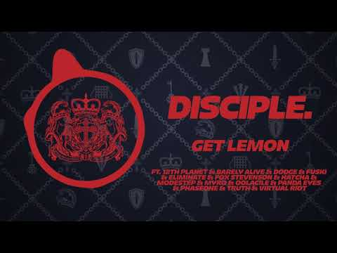 DISCIPLE - Get Lemon (Ft. Too Many Artists to List Because of YouTube's Character Limit)