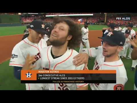 Tampa Bay Ray S Vs Houston Astros  ALCS Game 5 Highlights