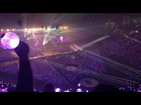 171209 방탄소년단(BTS) Best Of Me -3 (ARMY Fanchant) THE WINGS TOUR FINAl In SEOUL