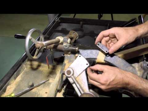 Repairing table saw depth adjustment