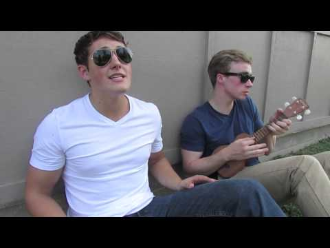 """Out of My League"" - Fitz and the Tantrums Cover (Ryan Sill and James Allen)"