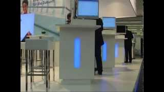 Booth Of Amadeus At Travel Expo Cologne