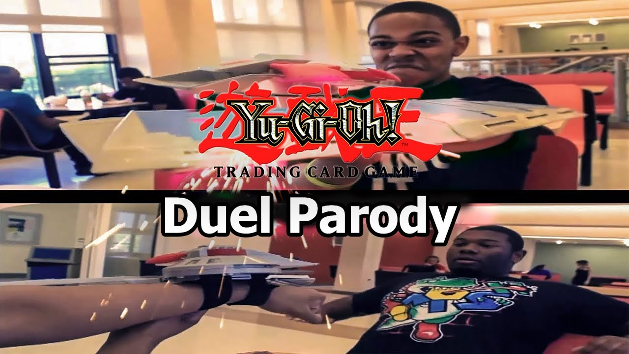 Funny Yugioh Meme : Yu gi oh duel parody funny youtube