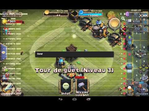 Comment Hacker Castle Clash