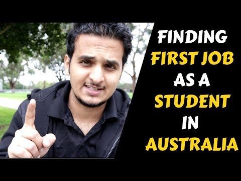 Finding First Jobs As A Student In Australia | Australian Job Market Ep 3