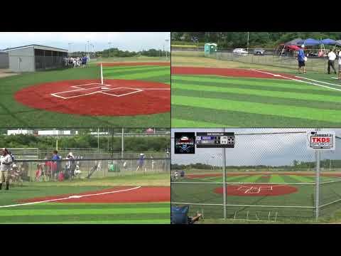 Usssa Ohio State Championships 15u Dayton Ohio 26 Jun 2020 Youtube