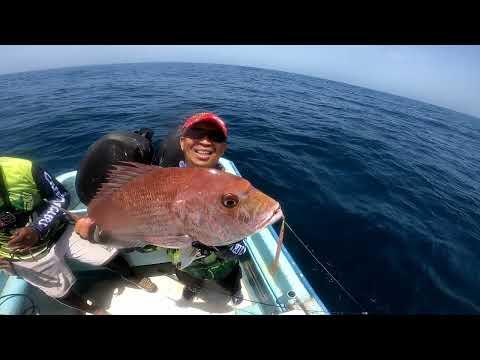 Offshore Jigging Part 3 | Unlimited Strike |Fishing in Oman | Shimano Twin Power SW 6000HG