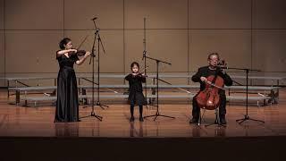 Publication Date: 2019-08-13 | Video Title: 小提琴及大提琴合奏《幽默曲》【香港希望之星周年音樂會2019