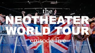 AJR - NEOTHEATER WORLD TOUR DOC (EP. 5)