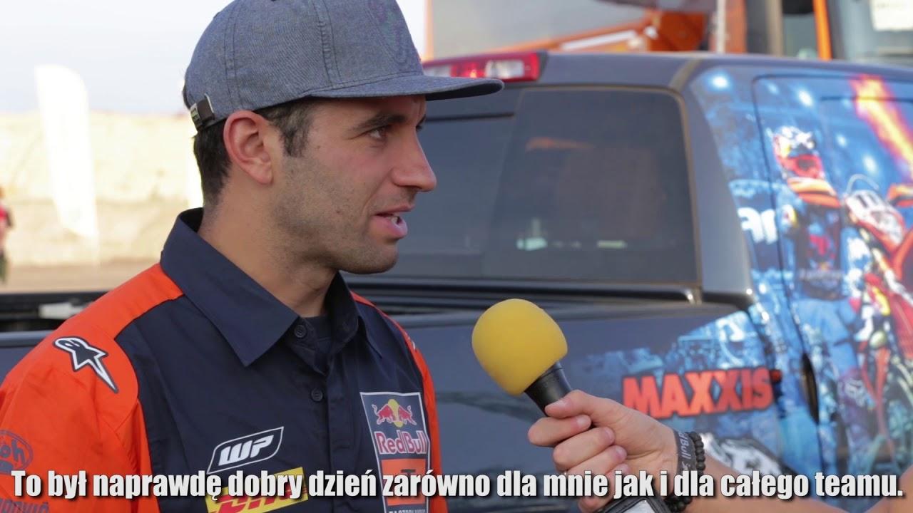 MŚ FIM Super Enduro 2017 - wywiad z Alfredo Gomez