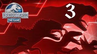 Отбор плотоядных 3 Jurassic World The Game прохождение на русском