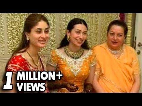Kareena Kapoor Funny Wedding Old Video From Karisma Marriage