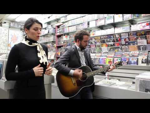 Early Winters: In-Store with The Vinyl District at Village Music World, NYC perform