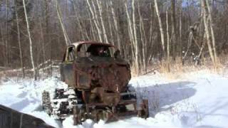 The Redneck towtruck to the rescue..mp4