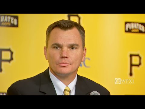 Pittsburgh Pirates Introduce Ben Cherington As New General Manager