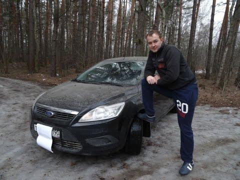 Тест драйв и обзор  б/у форд фокус 2 рестайлинг 2009 г.