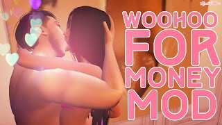 PROSTITUTE MOD | THE SIMS 4 | ASK MONEY FOR WOOHOO MOD UPDATE