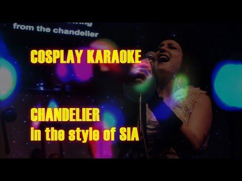 Cosplay Karaoke - CHANDELIER - Britt