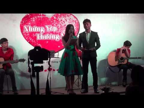 """Đêm nhạc Acoustic """"Những Yêu Thương Nào"""" - MC Nhã Phương vs K.Lo Nguyễn"""