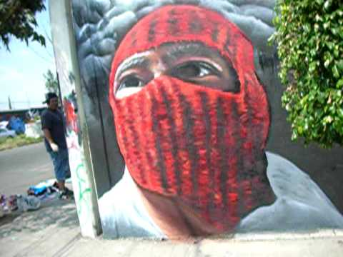 meeting of styles 2009 mexico city 2da. parte por RE CREW