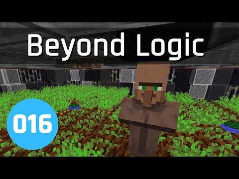 Beyond Logic #16: Cloning Carrots | Minecraft