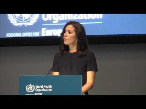 Speech by Her Royal Highness, The Crown Princess of Denmark
