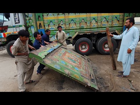 How Amazing Local Mechanical Engineers Work in Pakistan | Local Workshop Workers