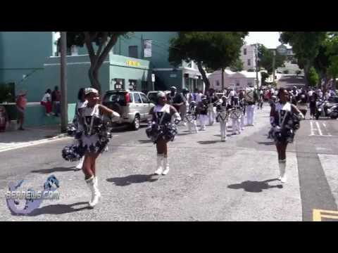 2012 Labour Day Parade In Bermuda, Sept 3 2012