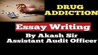 essay about drug addiction cause and effect
