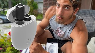 BETTER than a GO PRO?! | Opkix One Review
