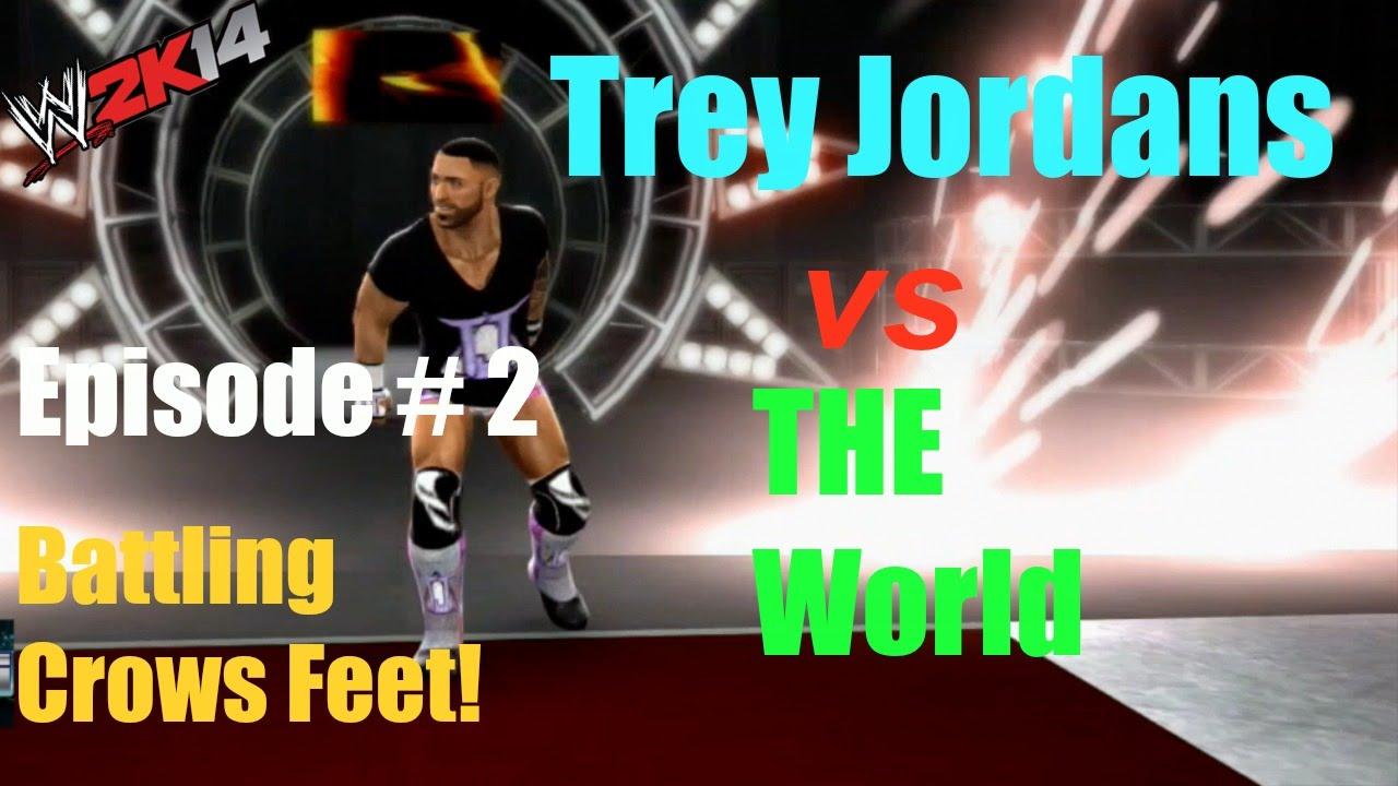 Download Trey Jordans Vs The World Episode 2 (The Battle Against Crows Feet)