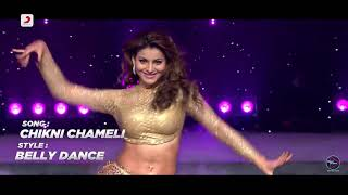 Chikni chameli chup ke akeli..  dance by urvashi rautela..
