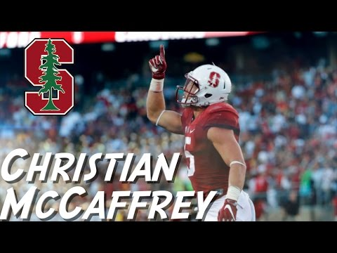Christian McCaffrey || Ultimate 2016 Stanford Highlights