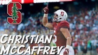 Christian McCaffrey || Ultimate 2016 Stanford Highlights