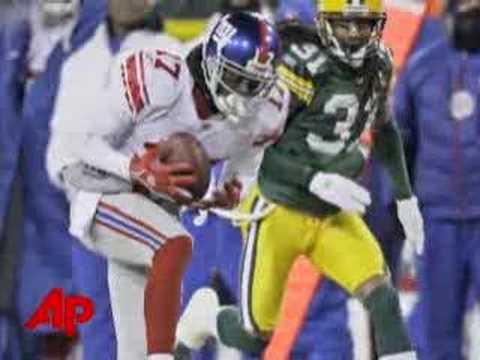 Eli, Tynes Lead Giants to Super Bowl