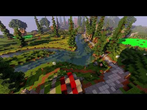 ⭐️ Medieval Themed RPG ⭐️ // FACTION Spawn ● Huge Area ● Boards ● Shop Area