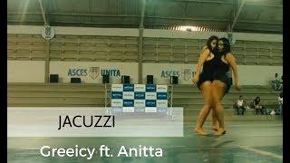 Jacuzzi - Greeicy feat Anitta - Coreografia Move Yourself