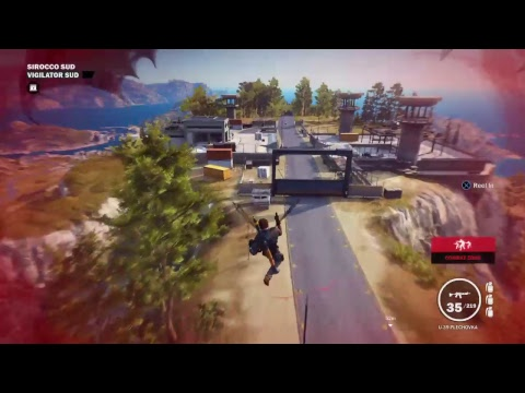 Just Cause 3 mission,provinces,settlements,ect.