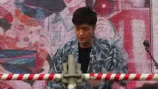 天神夏祭り2018 2018.8.3 スペシャルゲスト 森山直太朗 YouTuber紹介 り...