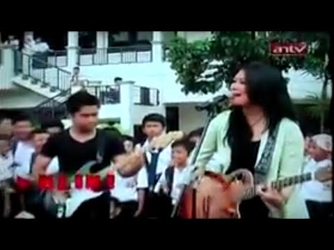 Rere Reina - Kakanda Perform Klik ANTV
