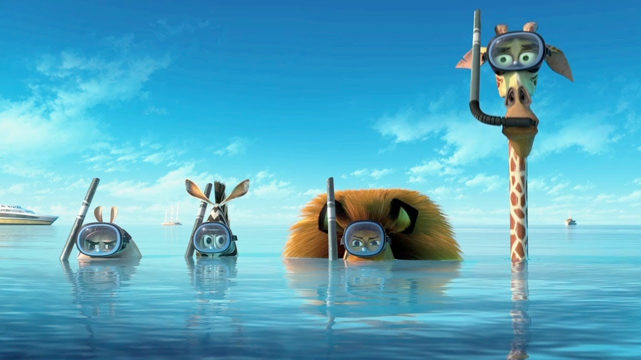 Madagascar 3 Europe S Most Wanted Trailer HD