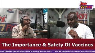 -importance-safety-vaccines-ultimatehealth-joy-fm-19-5-19