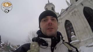 Быково. Заброшенная усадьба и церковь.