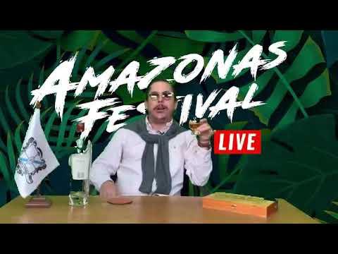 Juanpi Gonzales. Apoyando el Amazonas festival