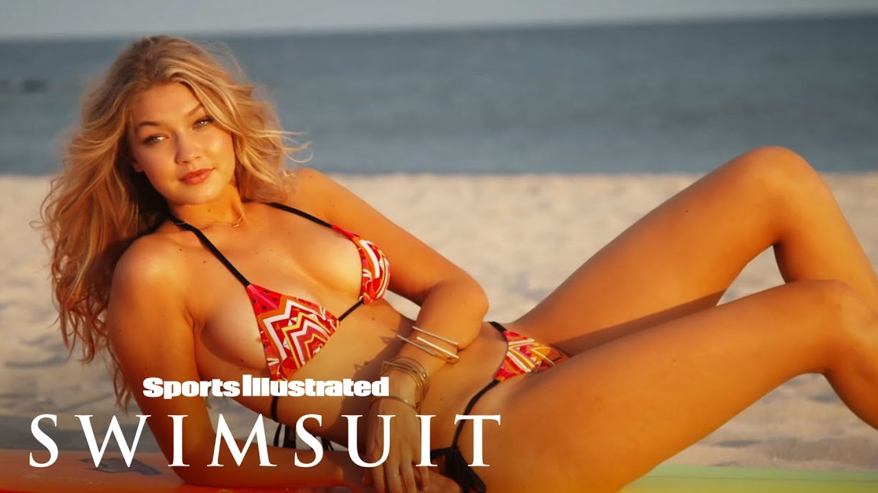 c661d976d6 Gigi Hadid - Get To Know The Supermodel | Sports Illustrated Swimsuit -  YouTube