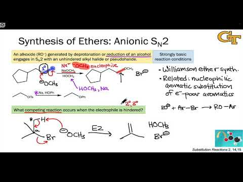 04.03 Syntheses Of Ethers